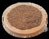Porcini mushroom powder mix, wild, dried and mature