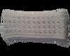 Soft, luxurious alpaca scarf