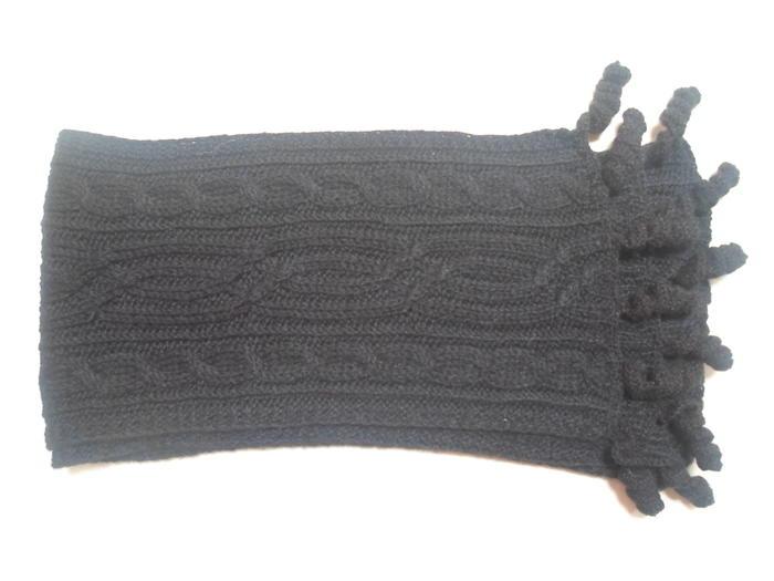 Alpaca scarf, classic design